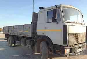Маз 5336 бортовой 2000 г. в. 240 лс