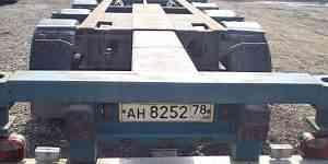 Полуприцеп контейнеровоз Кроне Krone SDC27 2004 г