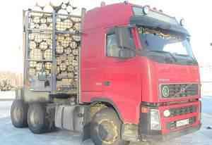 седельный тягач Volvo 6x4
