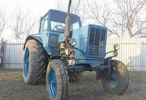 Трактор мтз-80 (Беларусь)