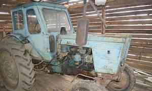 Незаменимый помощник для деревни. Трактор мтз-50