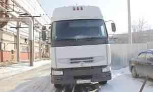 тягач седельный грузовой Renault Premium