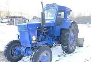 Трактор Т-40ам 1988г. в