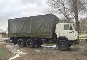 Камаз 53212.10 тонник