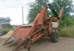 Комбайн кукурузоубор. прицепной ккп-3