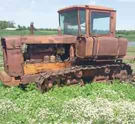 Трактор дт-75, запчасти