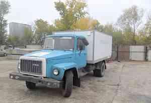 газ 3307 грузовой фургон, 1993