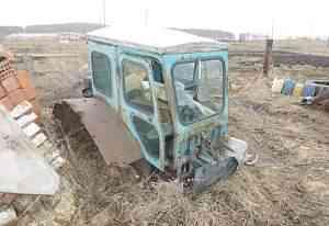 Кабина от трактора т-40