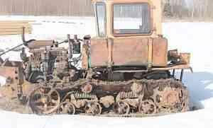трактор без документов