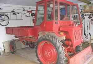 Тракторное самоходное шасси Т-16
