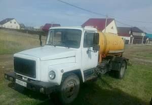 Ассенизатор газ 3307 2006 г.в