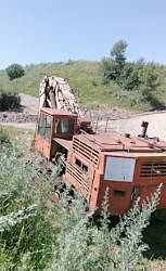 Гусеничный экскаватор Эо-5124