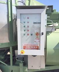 Мобильные зерносушилки agrimec (Италия)