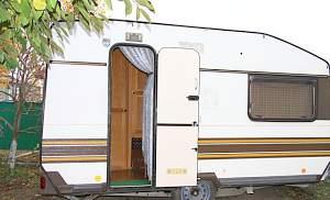 Автодом / Прицеп-дача / Кемпер / Knaus Azur 380