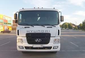 Hyundai HD170 с манипулятором