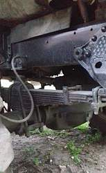 Автокран Урал, грузоподёмность 25 тонн