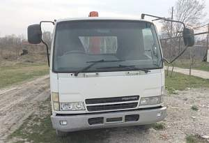 Манипулятор Митсубиси фусо 2005г