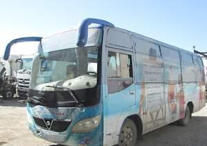 тся автобусы Shaolin