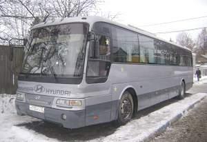 Автобус Hyundai