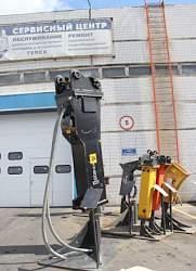 Гидромолот JCB HM1760Q
