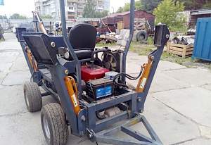 Экскаватор HBP-22
