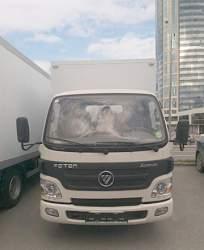Грузовик Foton 1039 Промтоварный фургон
