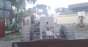 Автогрейдер