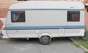 Прицеп дача hobby classic 430T 1996 г