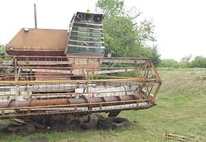 Комбайн ск-5М нива
