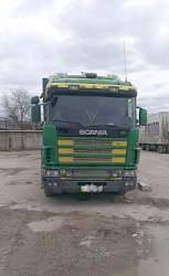 scania r124la4x2na