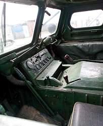 Вездеход газ -71