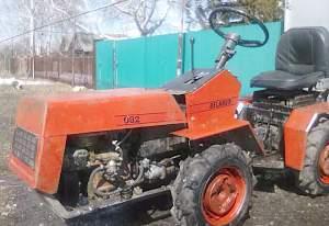 мини трактор мтз-082