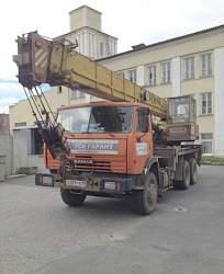 Автокран Камаз кс-45717К-1