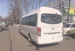 Daewoo Lestar 2014