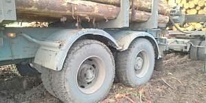 Лесовоз volvo FH 16 6x4