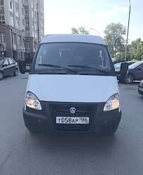 Газ-32212 газель