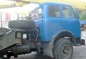 автокрана Ивановец кс-3577 на базе маз