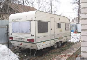 Трейлер, кемпер, караван chateau 988