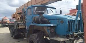 Автокран кс-45717-1 Ивановец на базе урал-4320 25т