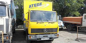 грузовик мерседес 1114 LK