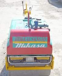 Катки дорожные (вибрационные)
