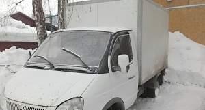 газель грузовой фургон 2008 год
