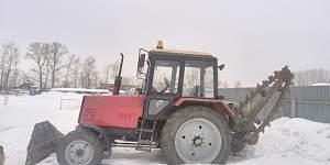 Трактор Беларус 892 (обмен на легковое авто)