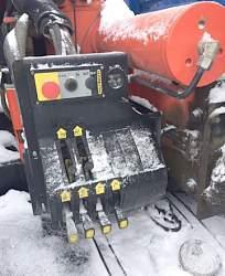 Манипулятор Кму Palfinger 15500 камаз 65117