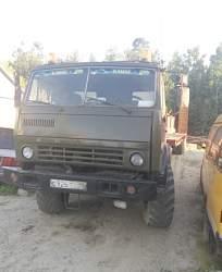 а/м Камаз 4310 седельный тягач