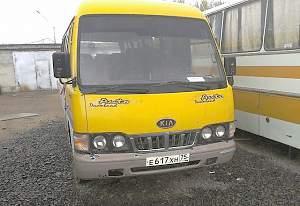 автобус киа Комби 2001 г. в