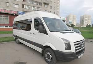 микроавтобус Volkswagen Crafter, 18 мест