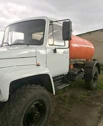 Газ -3308 Ассенизатор(Вакуумная)