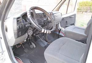Автодом на базе Газель газ-330232 Фермер