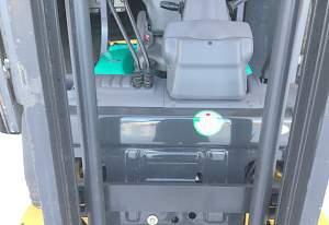 Новый вилочный погрузчик komatsu 1.5т высота 3м